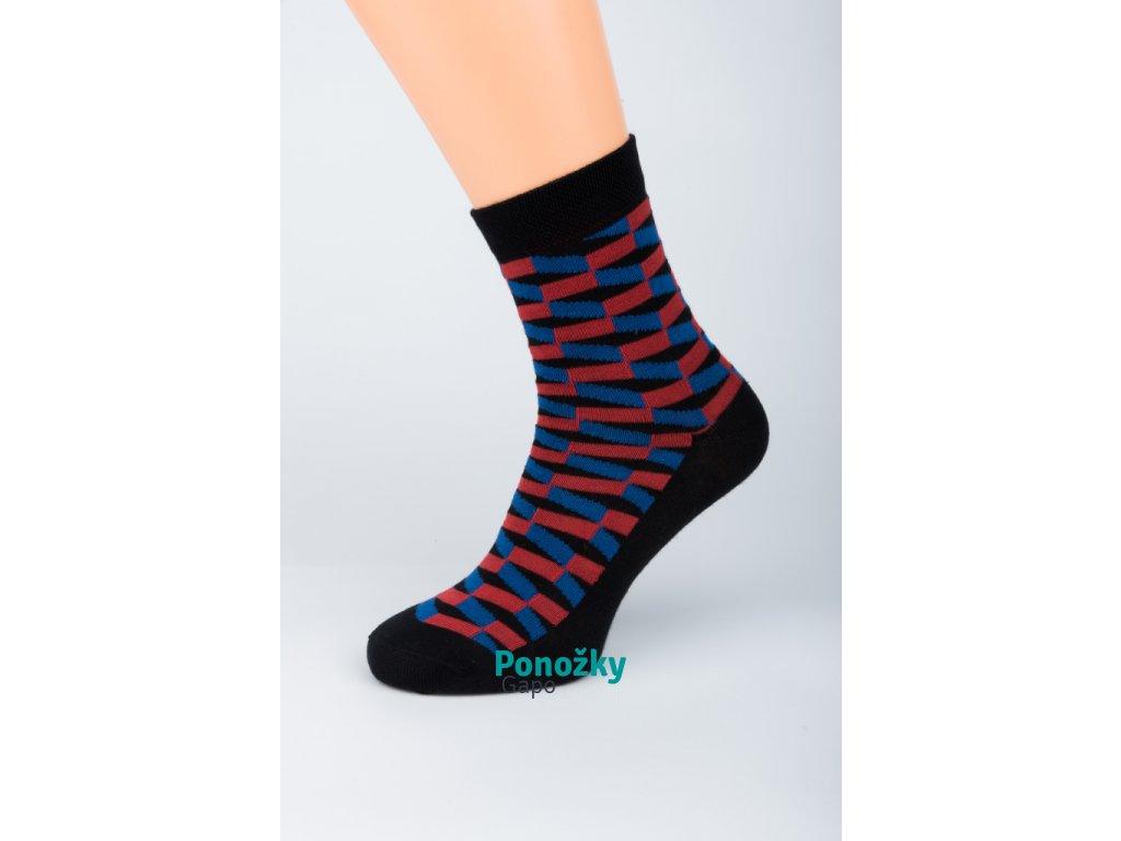 Veselé ponožky CRAZY 3D NEW