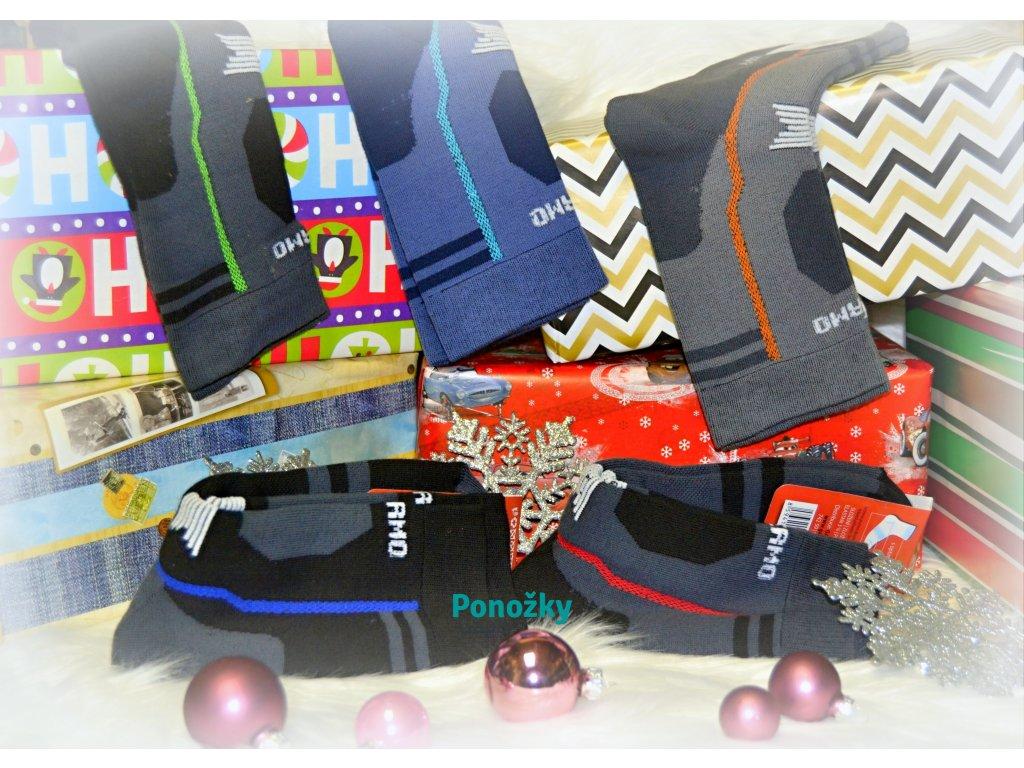 Zimní ponožky GAPO - 5 párů