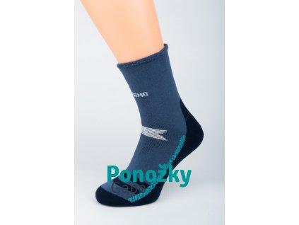 Dámské zimní ponožky ZDRAVOTNÍ GAPO