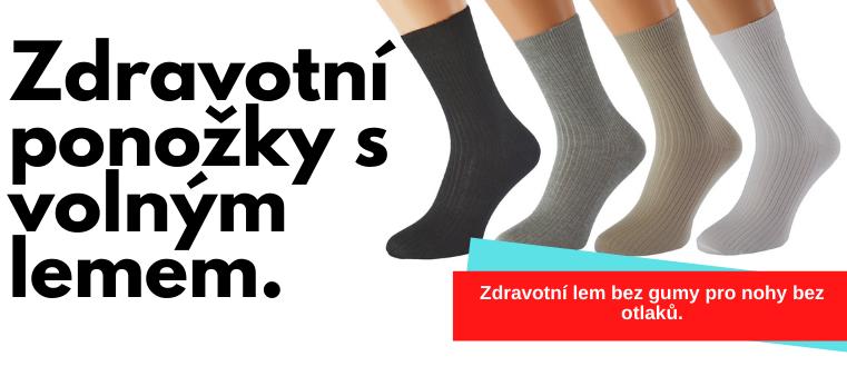 Jak vybrat zdravotní ponožky?