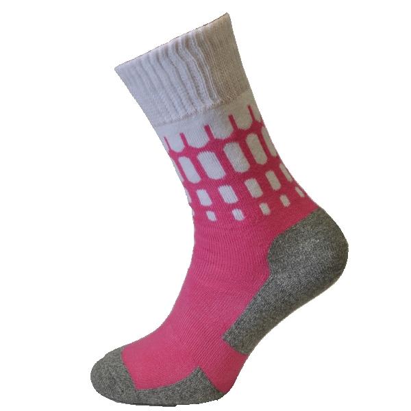 Dámské trekingové ponožky