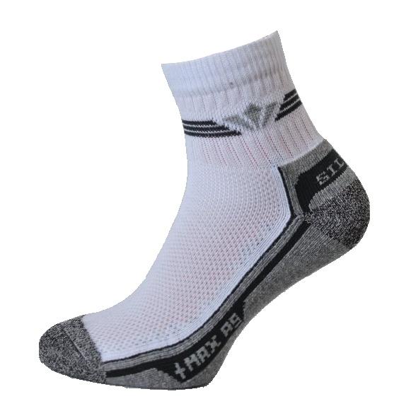 Ponožky na běhání se stříbrem