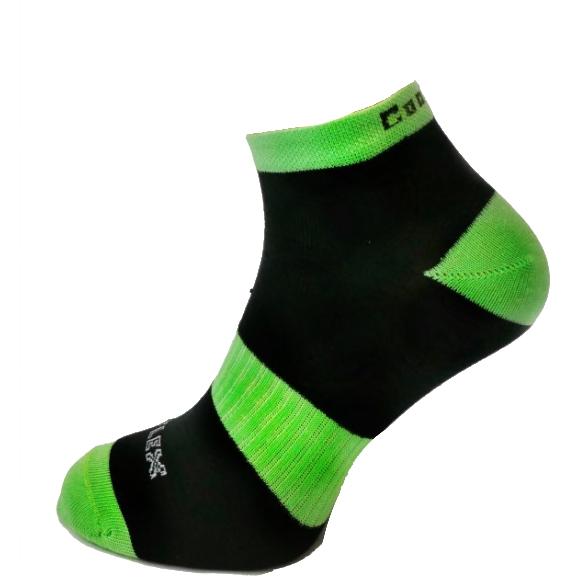 Kotníkové ponožky se stříbrem