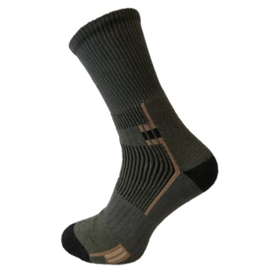 Rybářské ponožky se stříbrem