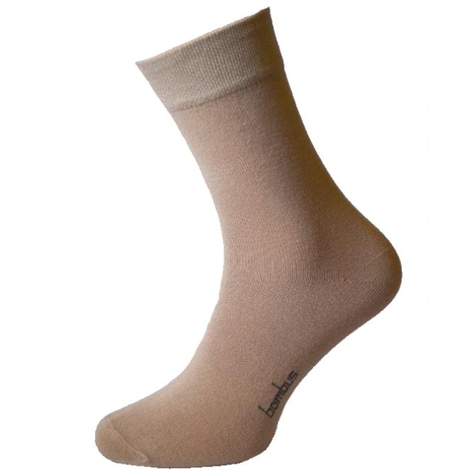 Bambusové ponožky se stříbrem