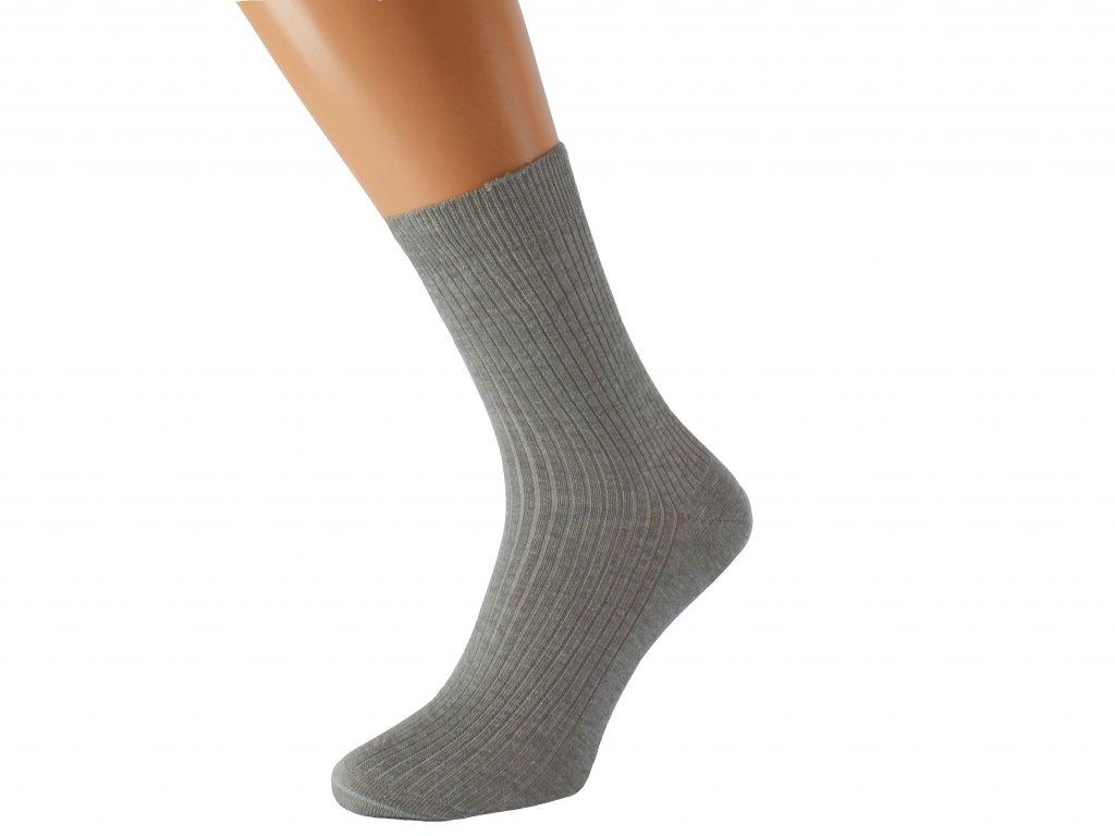 Zdravotní ponožky se stříbrem