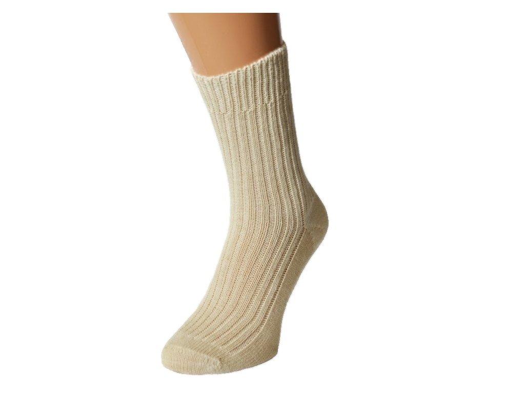 Dětské Ponožky bez gumičky PANEL