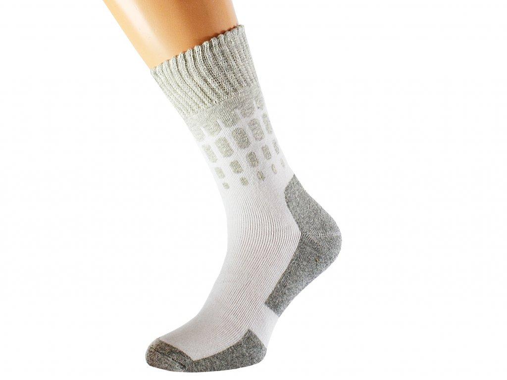 Kvalitní pánské trekingové ponožky Nico