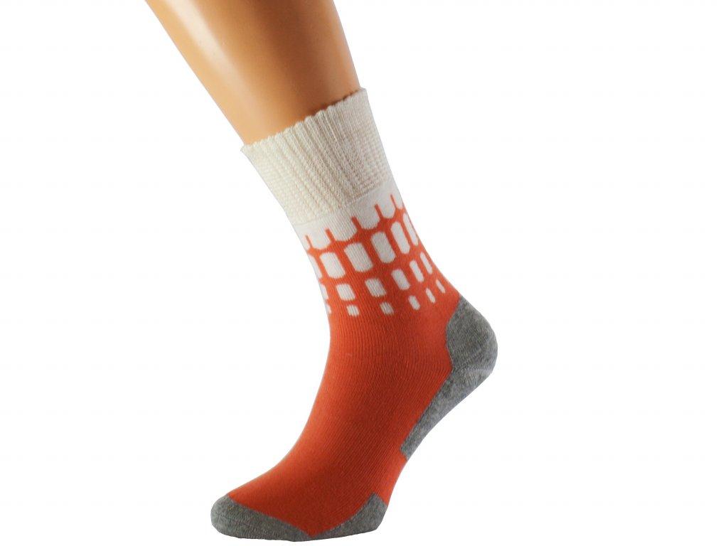 Dámské zimní ponožky
