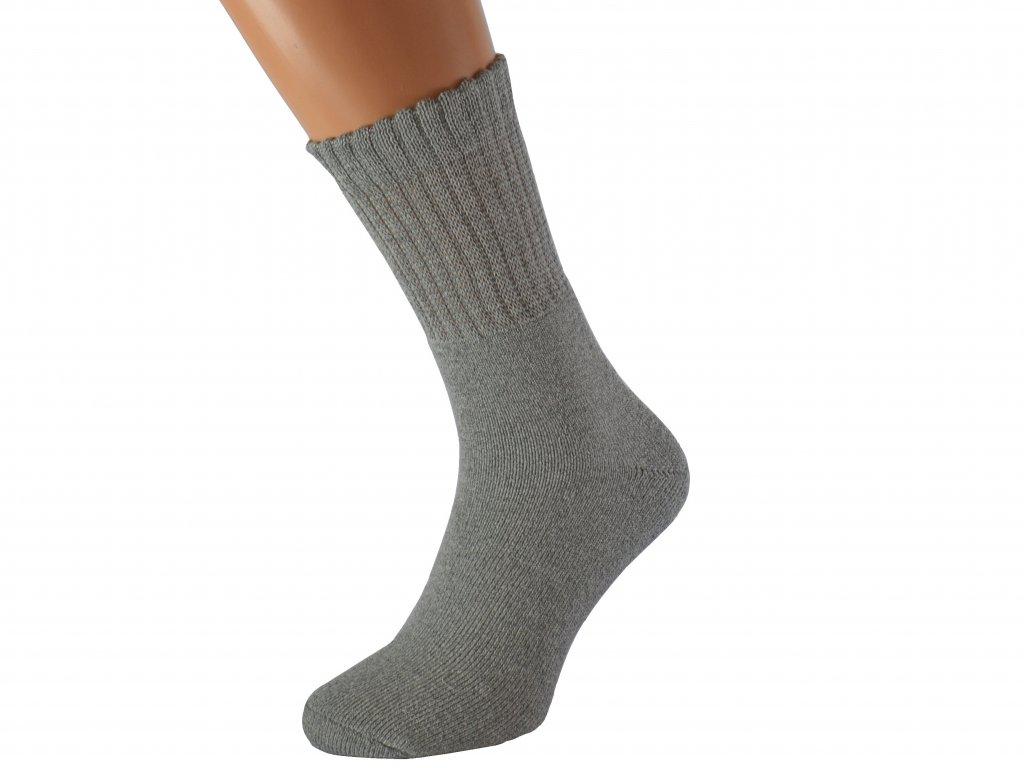Zdravotní ponožky se stříbrem RELAX