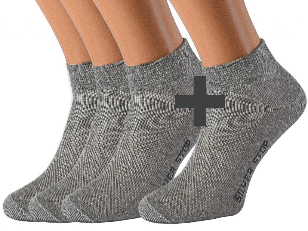 Kotnikové ponožky KRADANA 3 páry