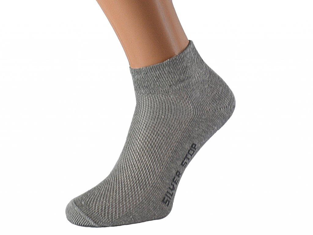 Kotníčkové ponožky 3+1 zdarma