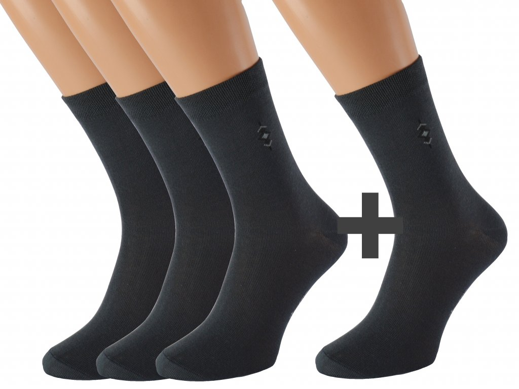ponožky se stříbrem v akční nabídka