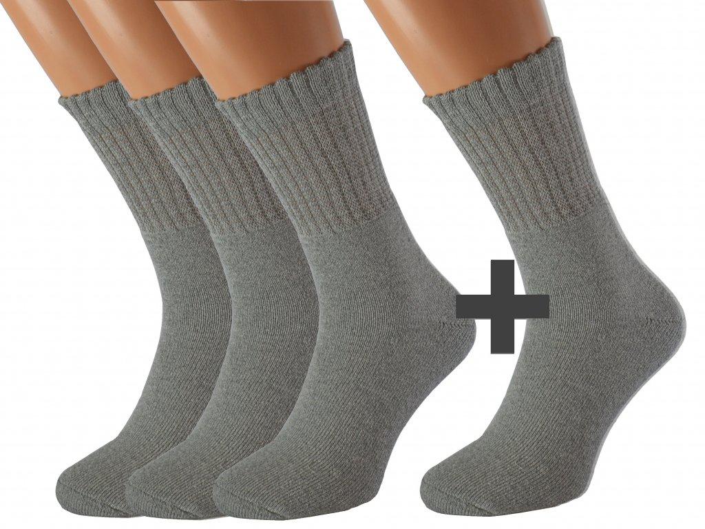 Zdravotní ponožky RELAX 3 páry