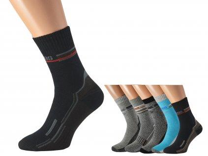 Turistické ponožky TREK