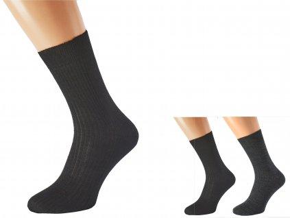 Vlněné ponožky Merino
