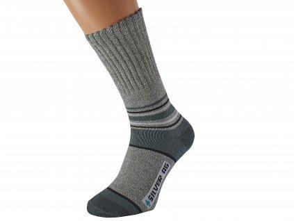 Zdravotní bavlněné ponožky HANUŠ