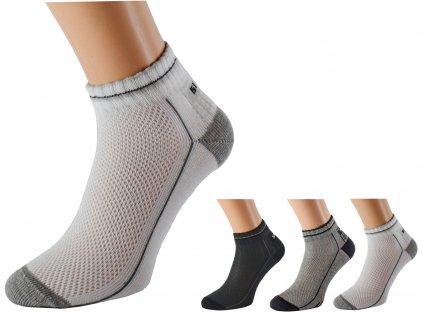 Zdravotní kotníkové ponožky