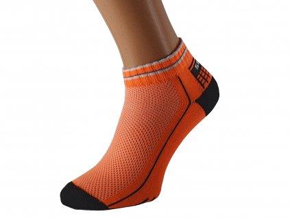 Nadměrné kotníkové ponožky