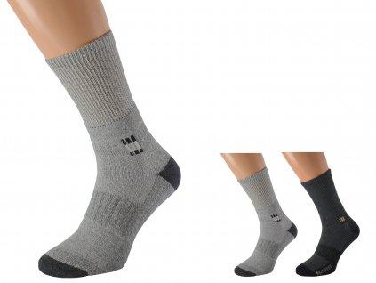 Funkční ponožky proti pocení s ThermoCool SUPERTHERM