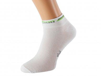 Bambusové kotníkové ponožky