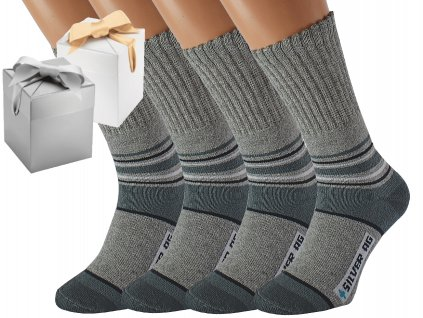 Dárkové balení teplých ponožek