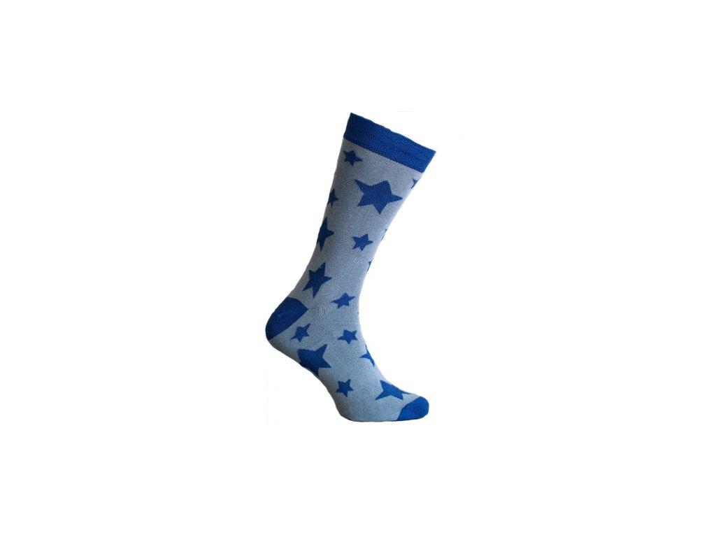 Ponožka hvězda 052
