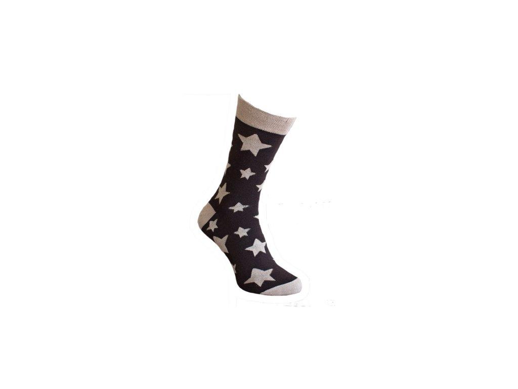 Ponožka hvězda 053