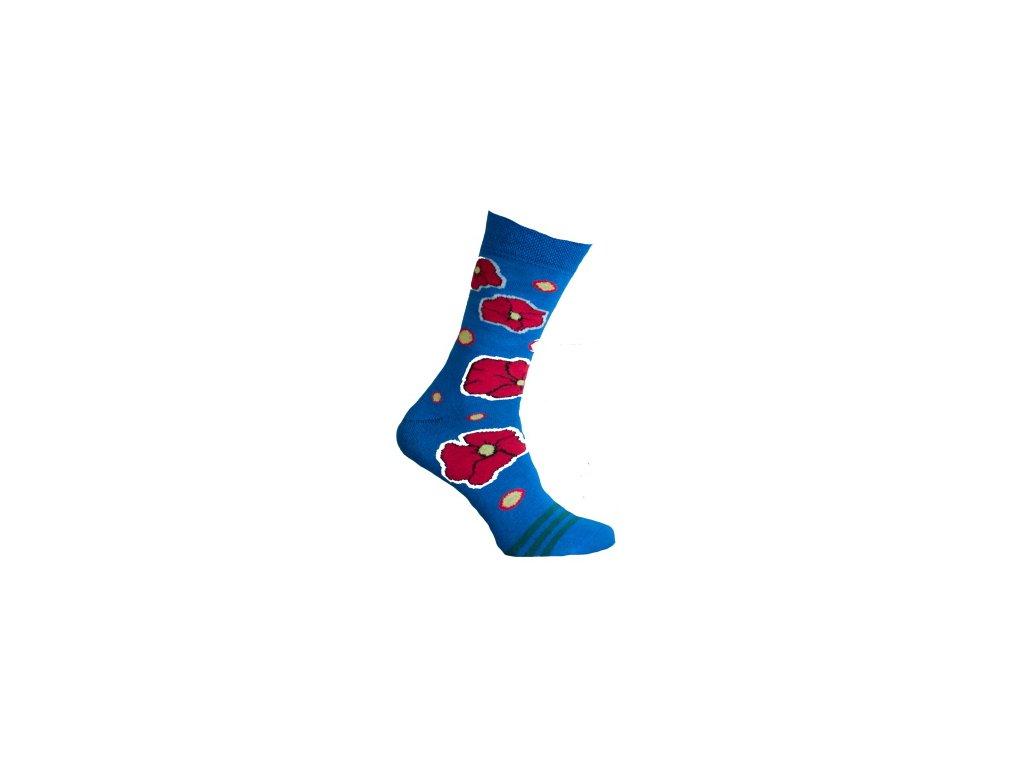 Ponožky vlčí mák 760