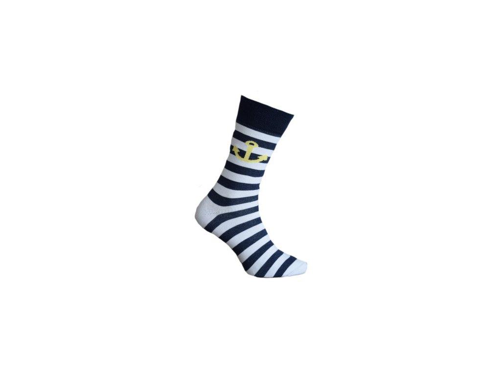 Ponožka s kotvou 732