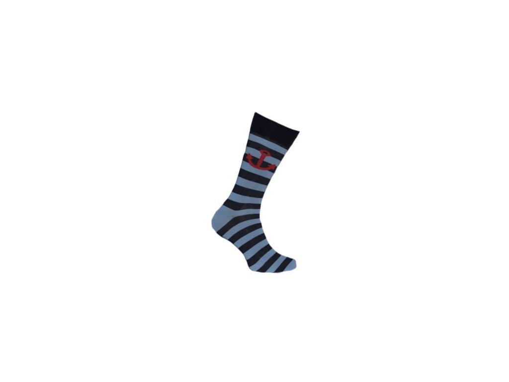 Ponožka s kotvou 731