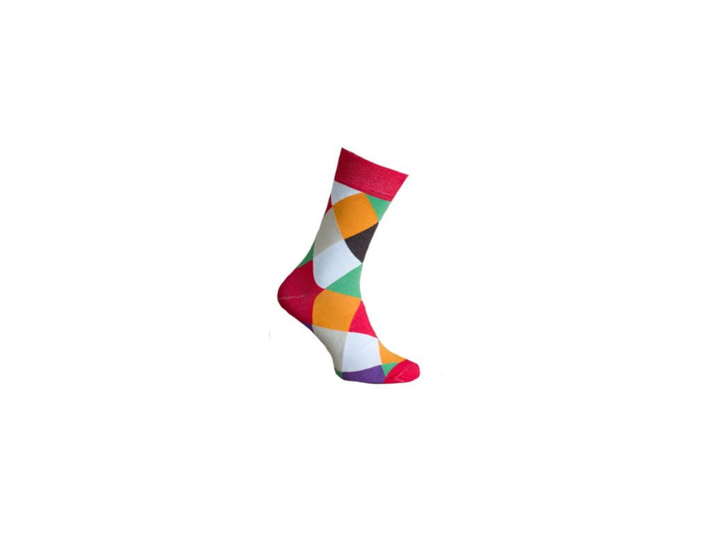 Ponožka harlekýn  720