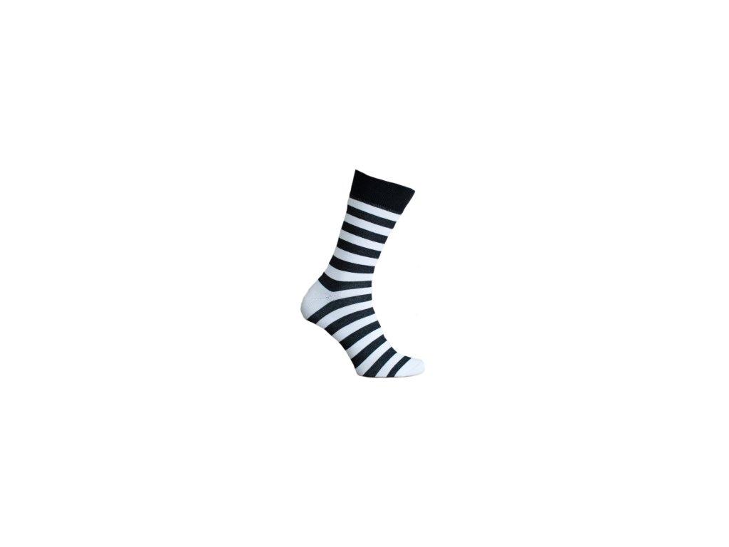 Ponožky proužky 133