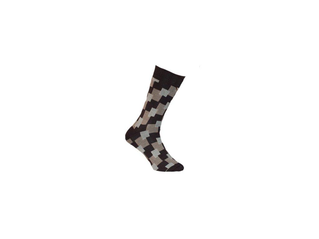 Ponožky kostky 149