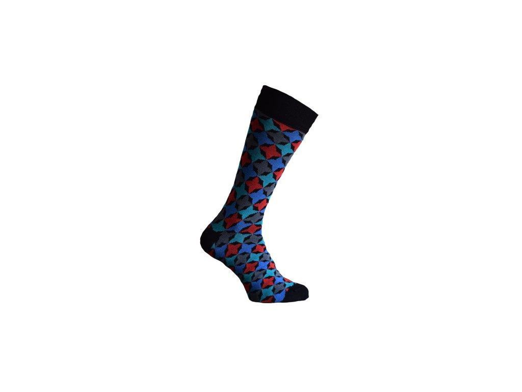 Ponožky retro 170