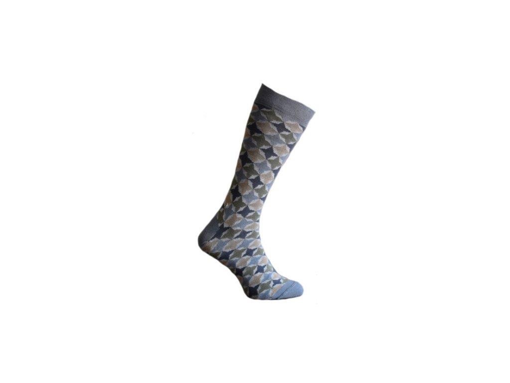 Ponožky retro 171