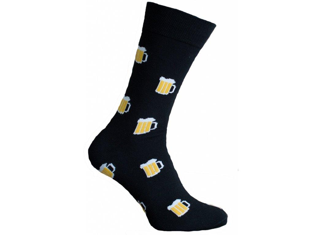 Ponožky s pivem 260