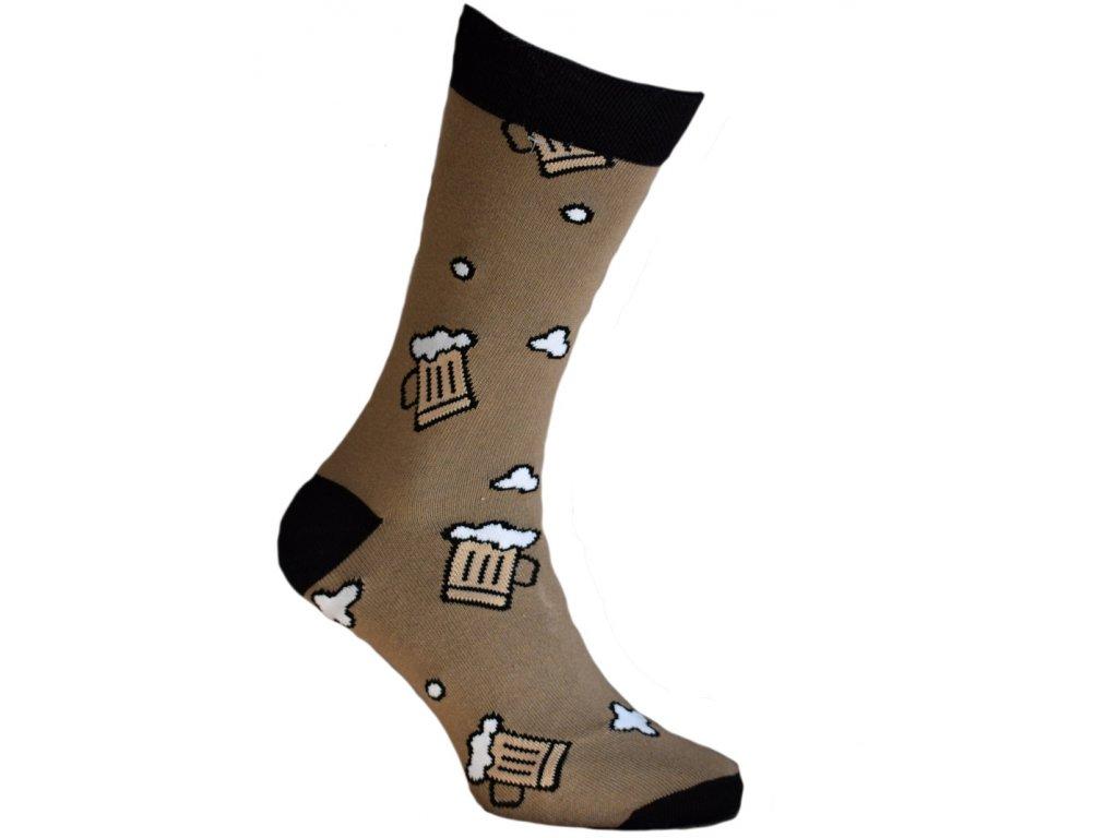 Ponožky s pivem 264