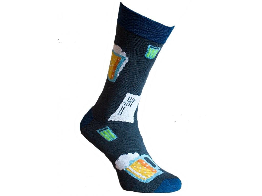 Ponožky s pivem 265