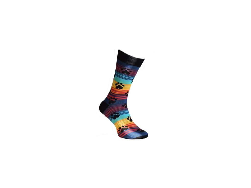 Ponožky TLAPKY 303