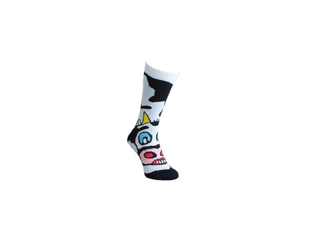 Ponožky KRÁVA 306