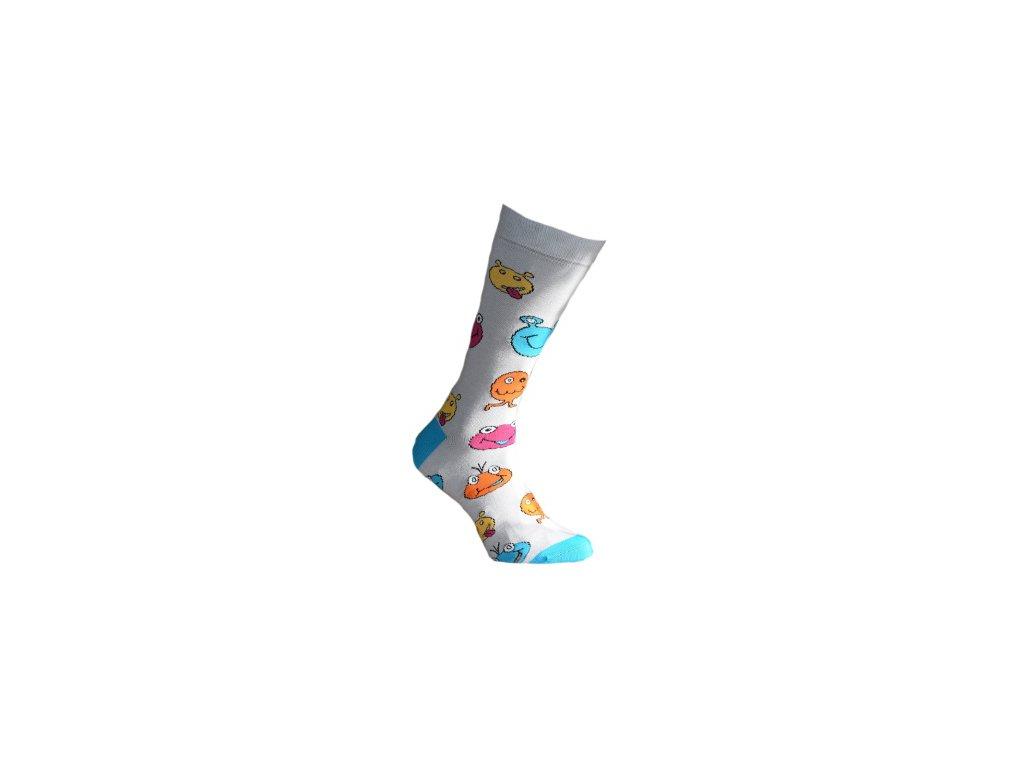 Ponožky SMAJLÍK 307