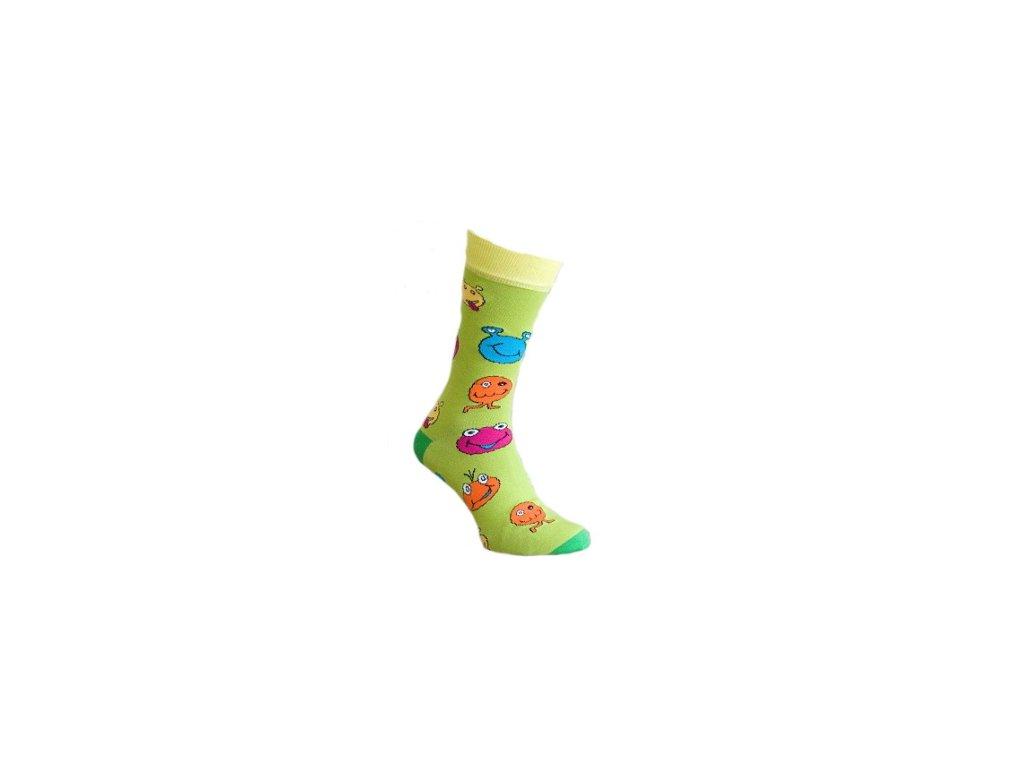 Ponožky SMAJLÍK 308