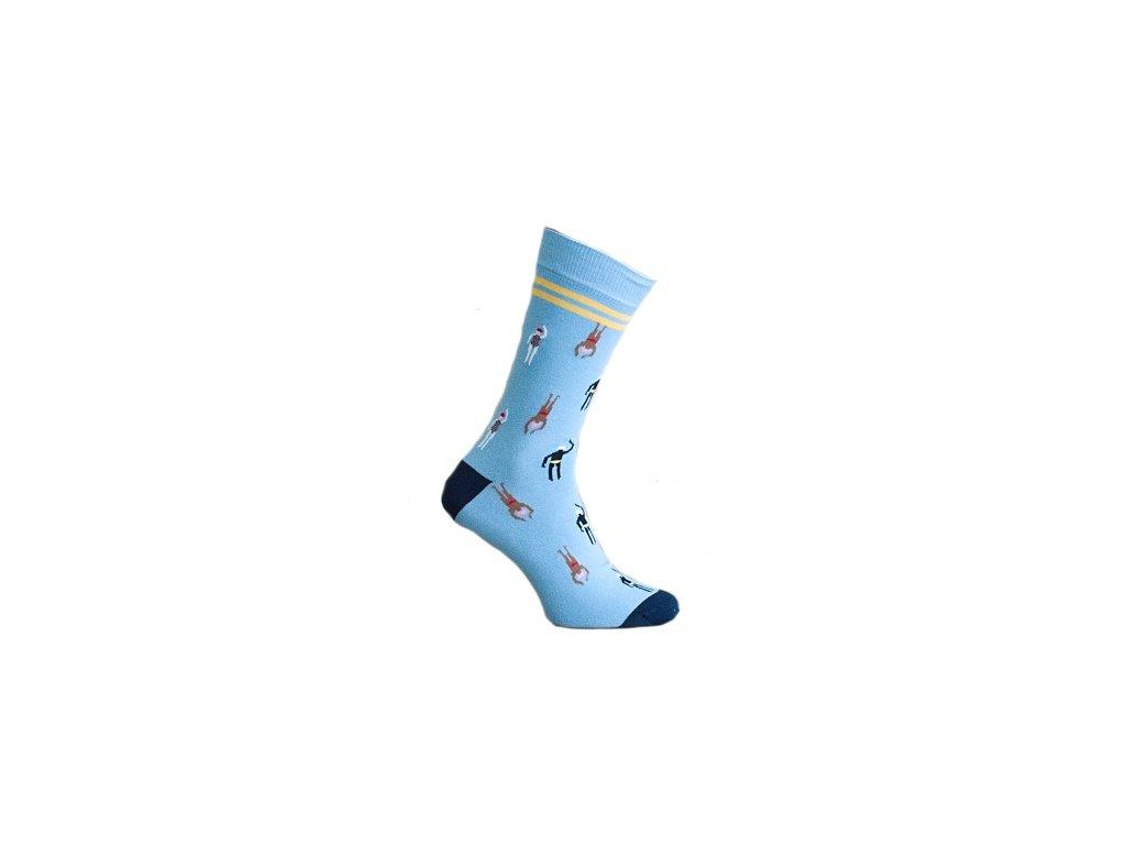 Ponožky PLAVCI 309