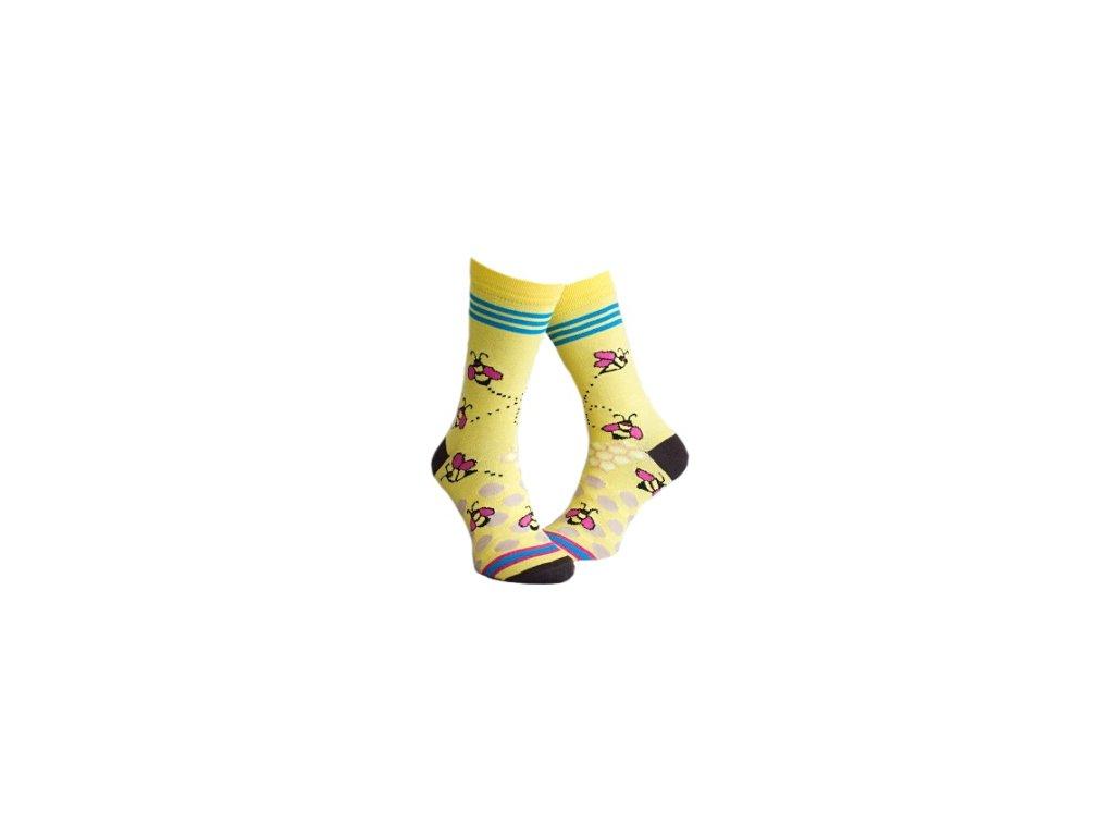 Ponožky včela 312