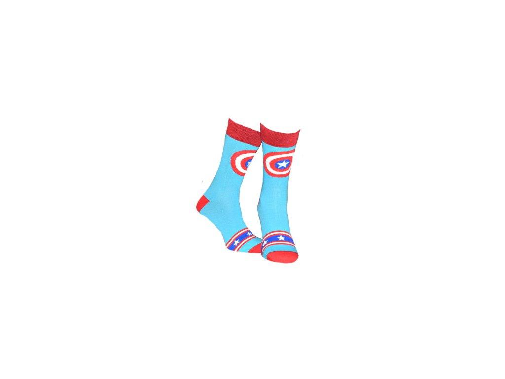 Ponožky Captain America 315