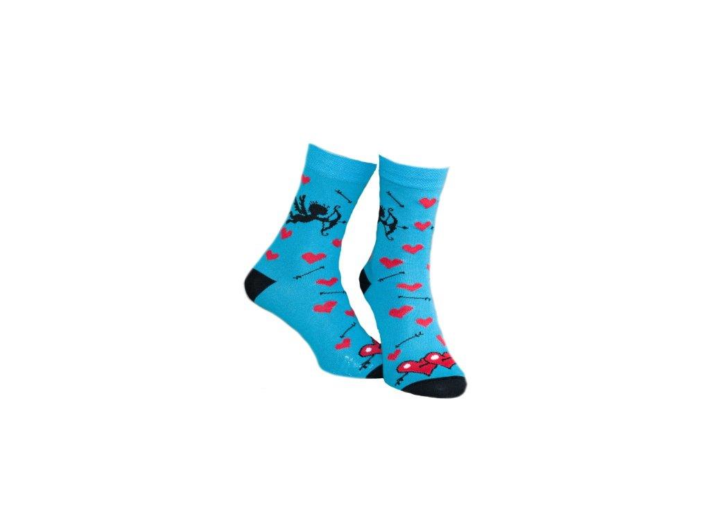Ponožky Valentýn 317