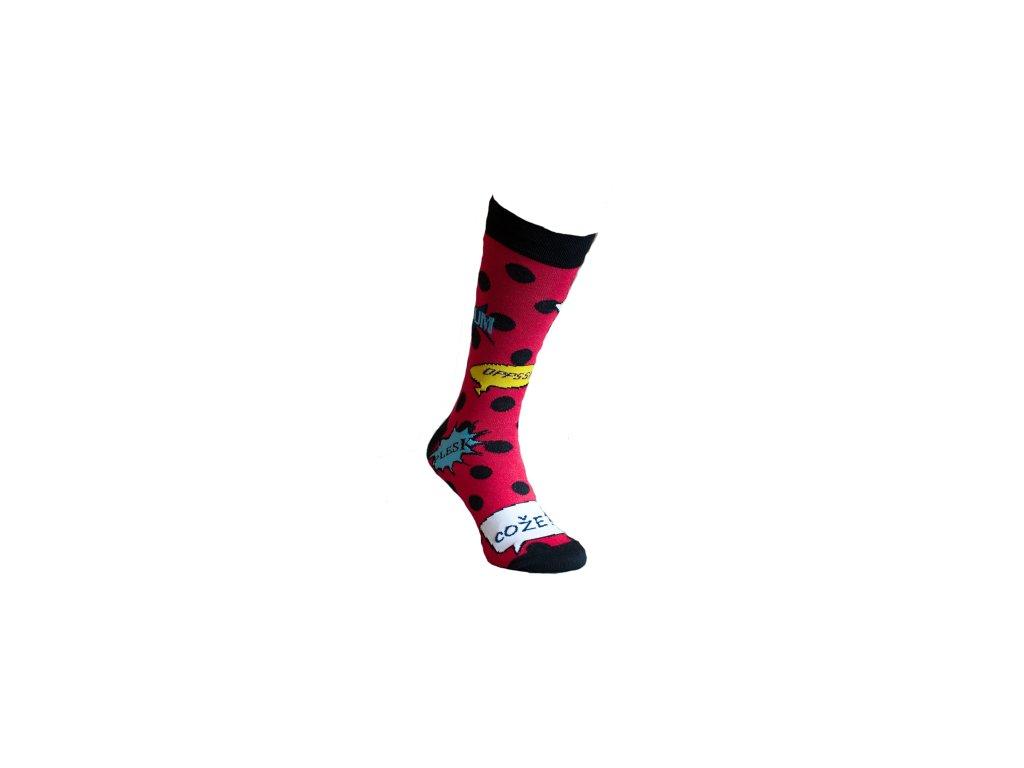 Ponožky COŽE? 326