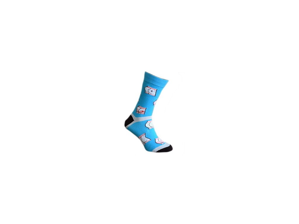 Ponožky Prdele 331
