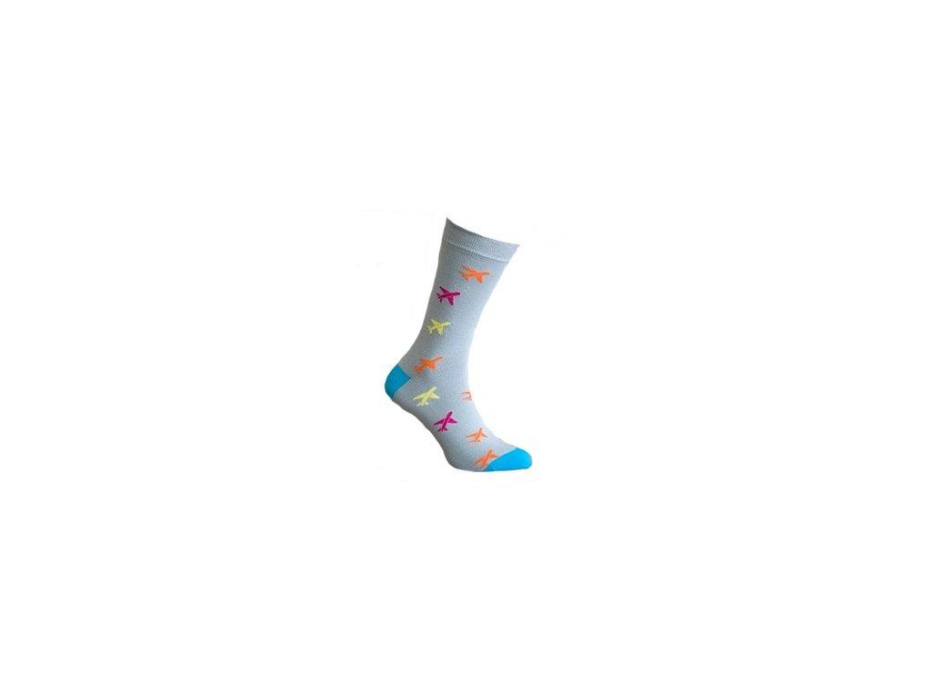 Ponožky LETADLA 342